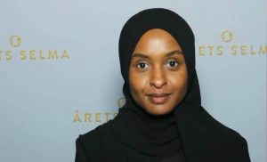 Deqa Abukar from Bling Startup, a great role model and inspiration