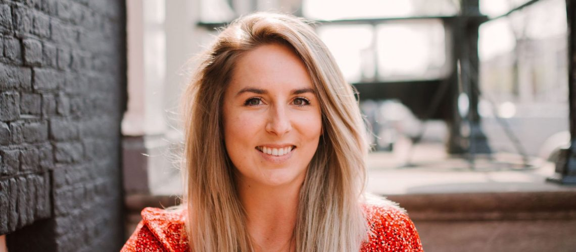 Laura Hoogland, Founder of SUNT Food talks about starting a business